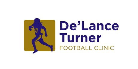 De'Lance Turner Football Clinic tickets