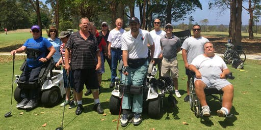 Come and Try Golf - North Turramurra NSW - 12 August 2019