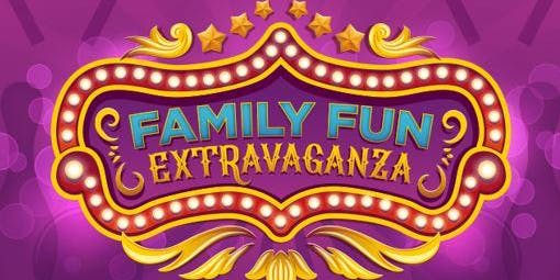 Family Fun Extravaganza at Main Event - Webster!