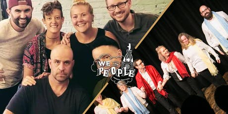 We The People Improv Festival: Reputable Source + With Mirth & Laughter tickets