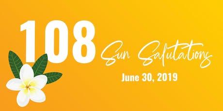 108 Sun Salutations tickets