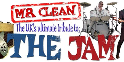 The Jam Tribute - Mr Clean