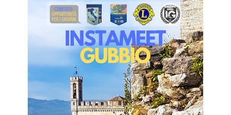 Instameet 2019 - Gubbio Nella Storia  biglietti
