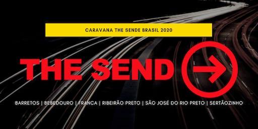 Caravana The Send Brasil SP