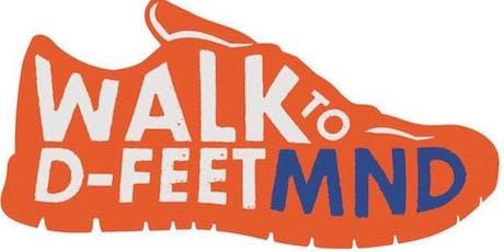 Walk to D'Feet tickets