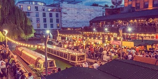 The Camden Lock Summer Party | Camden