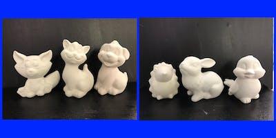 "Paint & Go Ceramics Open (6yrs+) ""Pet Contest"""