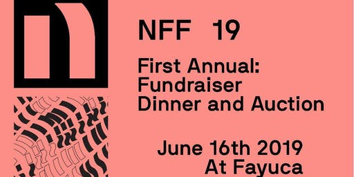 New Forms Festival Fundraiser Dinner and Auction