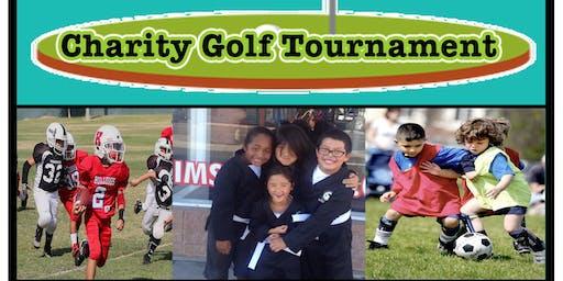 Nexus Sports Foundation, Links for Kids Golf Tourney 2019