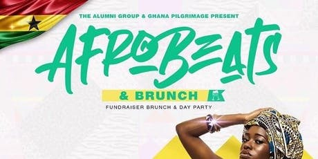 AfroBeats & Brunch tickets