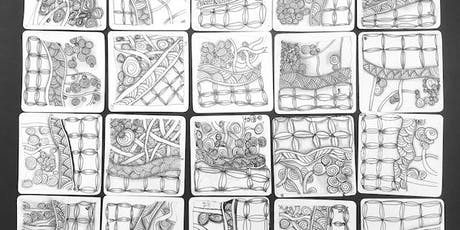 Zentangle 102 for Kids Aged 6-10: 12 October  2019 tickets