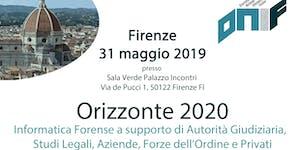 Orizzonte 2020: Informatica Forense a supporto di...