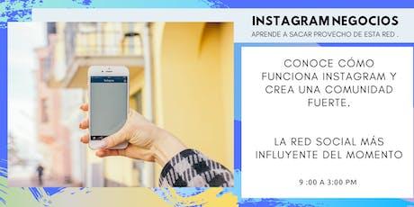 InstaWorkshop- Instagram para Negocios boletos