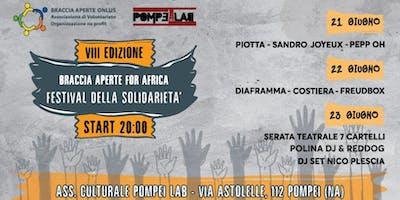 Festival della Solidarietà - VIII Edizione