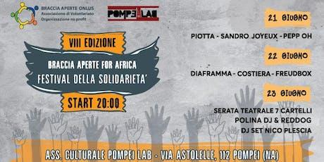Festival della Solidarietà - VIII Edizione biglietti