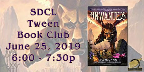 SDCL Tween Book Club tickets