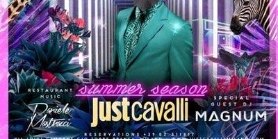Mercoledi - JUST CAVALLI - APERITIVO A 5 STELLE + SERATA - Lista Williams ✆+39 3491397993