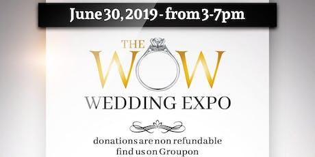 Vendors Need- Wow Wedding Expo tickets
