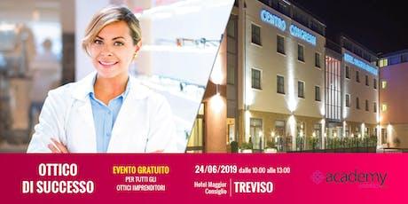 Ottico di Successo - Evento gratuito a Treviso biglietti