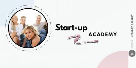 Start Up Academy Antwerpen tickets