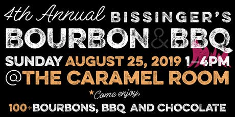 Bissinger's, Bourbon + BBQ 2019 tickets