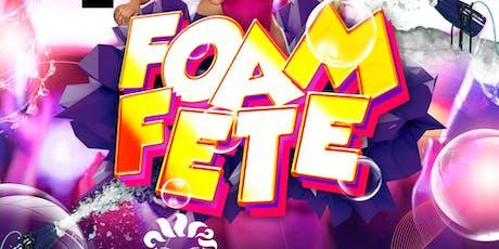 Foam Fete Toronto - Caribana 2019 tickets