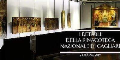 I Retabli della Pinacoteca Nazionale di Cagliari