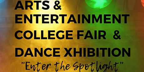 Arts and Entertainment College Fair and Dance Xhibition tickets