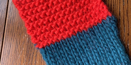 Learn to Knit and Start a Beanie Hat @MADEptford tickets