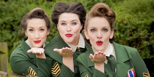 The amazing and glamorous Swingtime Starlets come to Dungloe