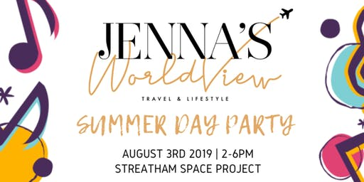 JWV - Summer Day Party for Content Creators