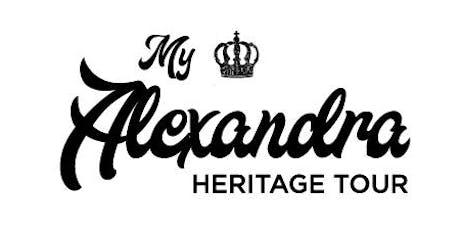 My Alexandra Heritage Tour (12 October 2019) tickets