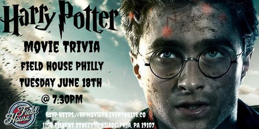 Harry Potter (Movies) Trivia at Field House