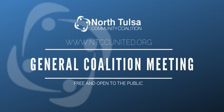 NTCC General Coalition Meeting tickets