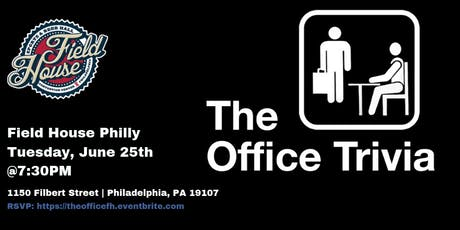 The Office Trivia at Field House tickets