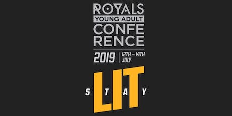KICC Royals Conference 2019 - Stay Lit tickets