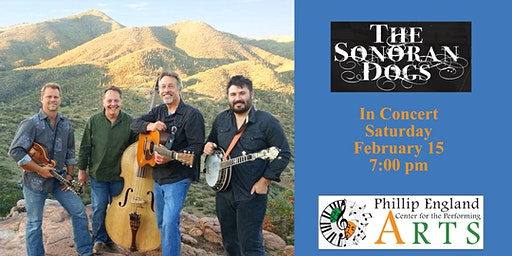 Sonoran Dogs Bluegrass