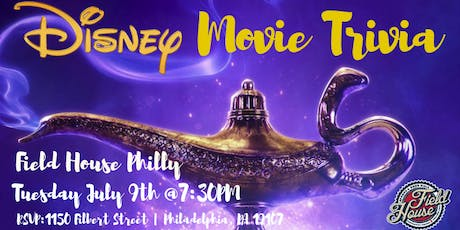Disney Movie Trivia at Field House tickets