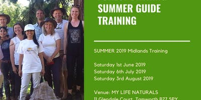 NATURAL MINDFULNESS & FOREST BATHING GUIDE TRAINING