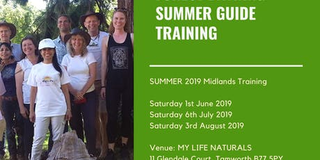 NATURAL MINDFULNESS & FOREST BATHING GUIDE TRAINING tickets