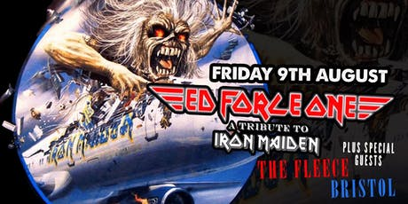 Ed Force One - A Tribute To Iron Maiden tickets