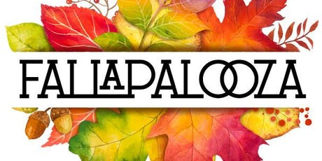 Fallapalooza tickets