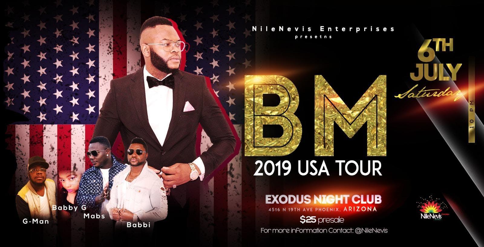 BM in Arizona 2019