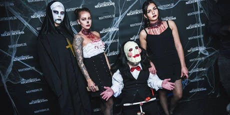 Urban Horror Circus x Dortmunds legendäre Halloween Nacht Tickets