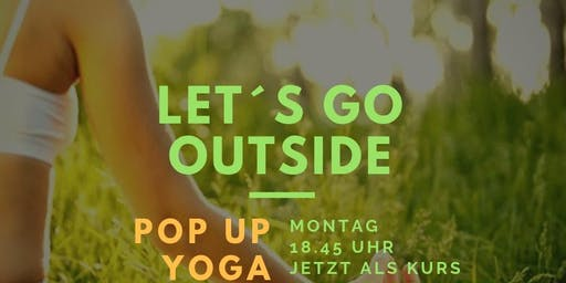 POP UP Yoga - Der Kurs