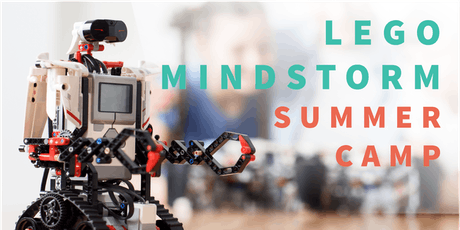 LEGO Mindstorms Summer Camp tickets