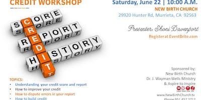 Credit Workshop