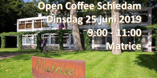Open Coffee Schiedam (Matrice, 25-6-2019)