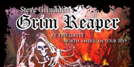 Grim Reaper - A 175 Concert Experience! tickets