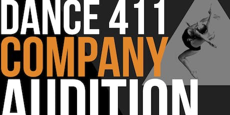 Dance 411 Competition and Performance Company 2019-2020 Season Auditions June tickets